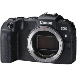 Canon EOS RP Mirrorless Corpo 26.2 MP, Full-Frame, Dual Pixel CMOS AF, Filmes 4K, Wi-Fi