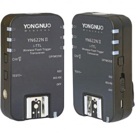 Radio Flash Yongnuo YN-622NII - Wireless i-TTL Para Nikon